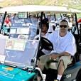 Kevin Federline prend du bon temps au golf