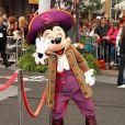 Mickey à l'avant-première de Pirates des Caraïbes, la Fontaine de Jouvence, le 7 mai 2011 à Disneyland
