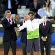 La déception était visible sur le visage du numéro 1 mondial à la fin de la rencontre, le 8 mai à Madrid