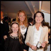 Caroline de Monaco : sa petite Alexandra, subjuguée par Blake Lively !