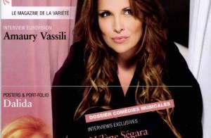 Hélène Ségara évoque son duo avec son fils et son différend avec Julie Zenatti !