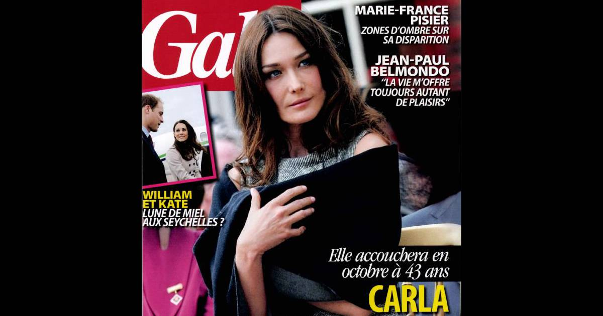 couverture du magazine gala en kiosques le 11 mai 2011. Black Bedroom Furniture Sets. Home Design Ideas