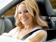 Kylie Minogue n'a pas peur du ridicule, la preuve !