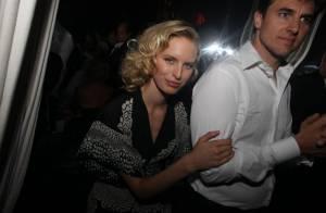 Karolina Kurkova : Elle s'éclate à Cannes chez Jean-Roch, avec Youri Djorkaeff !