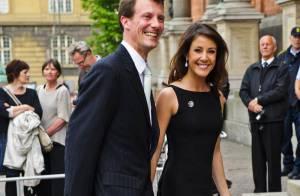Marie de Danemark : Une petite robe noire et le charme opère...