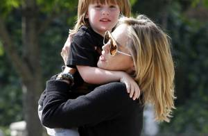 Sharon Stone : moment de complicité, câlins et tendresse avec ses fils !