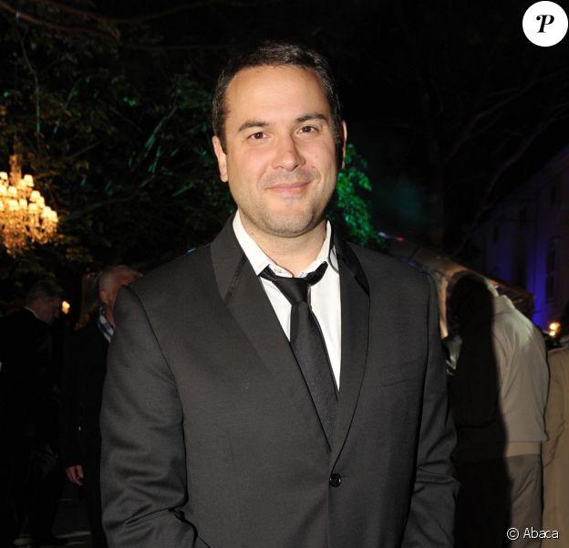Bruce Toussaint, à Cannes, en mai 2010.