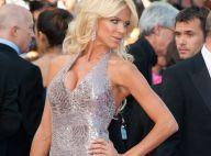 Cannes 2011 : Victoria Silvstedt, sirène sexy face à Zoe Saldana, renversante !