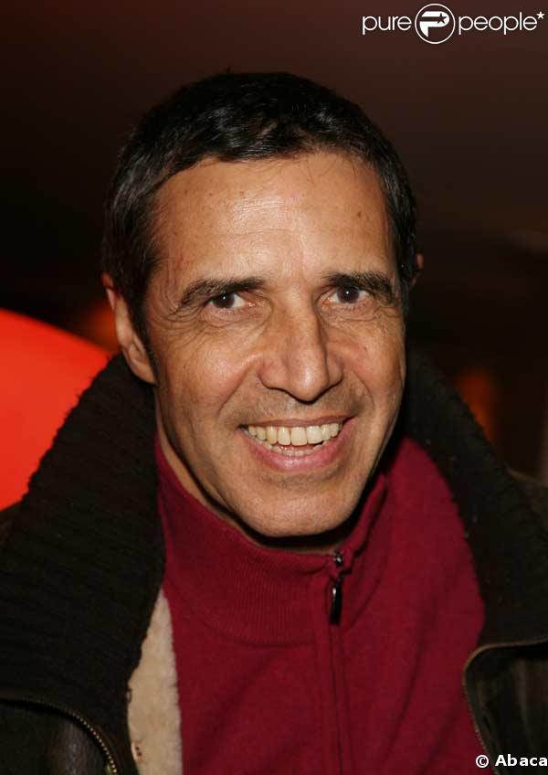 Julien Clerc heureux papa