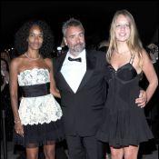 Cannes 2011 : Shanna, fille de la lauréate Maïwenn et de Luc Besson, radieuse !