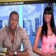 Astrid et Senna sont les invités du plateau des Anges de la télé-réalité 2 : Miami Dreams sur NRJ 12