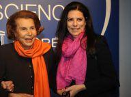 Liliane Bettencourt, 88 ans, prend bien soin de sa santé !