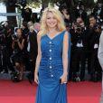 Célyne Durand a elle aussi monté les marches pour le 64ème Festival de Cannes en main 2011