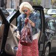 Gwen Stefani en famille à West Hollywood le 27 mai 2011