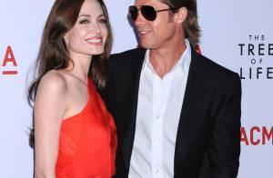Brad Pitt aborde enfin le mariage avec Angelina Jolie !