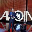 Jean-Pierre Foucault dans l'émission  Balavoine Evidemment  que diffusera TF1 le 17 juin à 20h45.