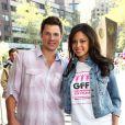 Vanessa Minnillo et Nick Lachey en mai 2011 à Los Angeles