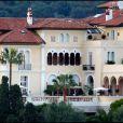 La maison qui abrite Brad Pitt et Angelina Jolie à Saint-Jean-Cap-Ferrat