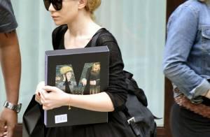 Ashley Olsen, fraîchement célibataire : Son look lui donne 10 ans de plus !