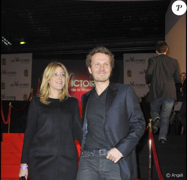 Amanda Sthers et Sinclair, en mars 2011.