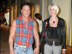 PHOTOS : Mickey Rourke présente sa nouvelle petite-amie...