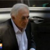 Procès DSK: Il va plaider non coupable... et s'est installé très confortablement !