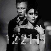 Millenium : Rooney Mara, seins nus pour l'affiche du remake américain !