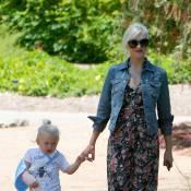 Gwen Stefani : son petit Zuma, 2 ans et demi, a le bras dans le plâtre !