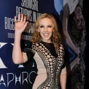 Kylie Minogue est une déesse au look de star !