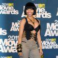 aux MTV Movies Awards à Los Angeles, 5 juin 2011