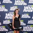 Crystal Reed aux MTV Movies Awards à Los Angeles, 5 juin 2011