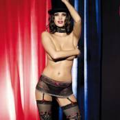 La magnifique et sexy Sarah Jackson sous toutes les coutures...
