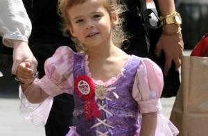 Jessica Alba : Honor se transforme en vraie princesse pour son anniversaire !