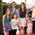 David Charvet, Brooke Burke et leurs enfants lors du 8e annuel Stuart House Benefit à Los Angeles le 13 mars 2011