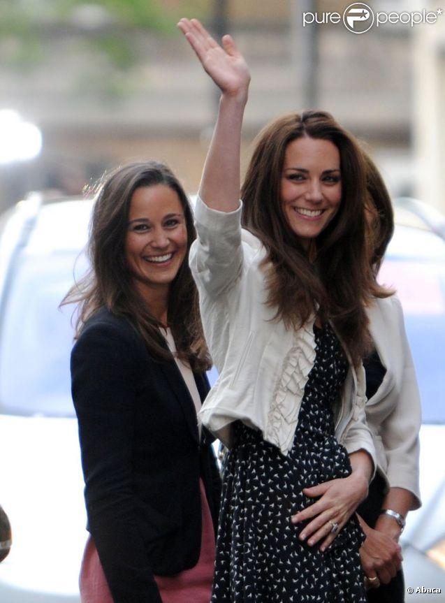 Quelle Est La Difference Entre Kate Et Pippa Middleton La Classe