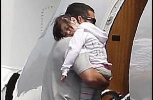 Adam Sandler : avec sa femme et leurs deux poupées, ce n'est pas un Mytho !