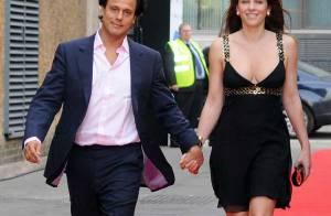 PHOTOS : Liz Hurley n'a pas l'air très enceinte...