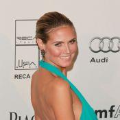 Heidi Klum sexy à souhait pour James Franco