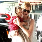 Nicole Kidman : maman poule pour sa petite Sunday, en pleurs...