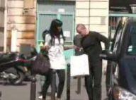 VIDEO : Kelly Rowland dévalise les boutiques parisiennes !