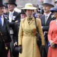 Royal Ascot, jour 2, mercredi 15 juin 2011. La princesse Anne était présente pour voir ses chevaux courir.