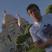 Taïg Khris : Pour sauter du Sacré Coeur, il s'entraîne dur et le prouve