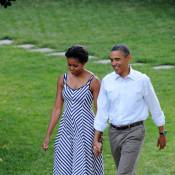 Michelle et Barack Obama : Amoureux pour un pique-nique tendance