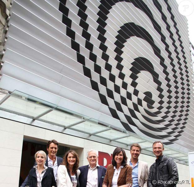 Evelyne Thomas, Daniela Lumbroso, Philippe Labro, Sidonie Bonnec, Alexandre Devoise, Vincent Cerutti rejoignent RTL pour l'été 2011.