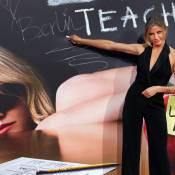 Cameron Diaz en professeur sexy pour un tour du monde de l'élégance