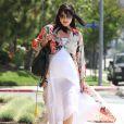 Selma Blair devrait bientôt mettre au monde son premier enfant. Los Angeles, 20 juin 2011