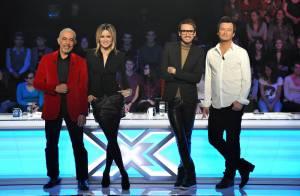 X Factor, la demi-finale: Une libertine, du calme, des larmes et un carton rouge