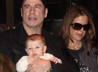 John Travolta, sa femme et ses deux enfants à Paris : Une fête des pères de rêve