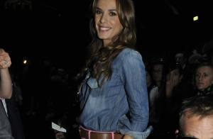 Elisabetta Canalis : Madame George Clooney éblouit la Fashion Week à Milan