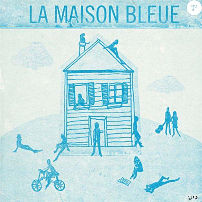 La maison bleue album hommage maxime le forestier para tre le 4 juillet - La maison bleue chanson ...